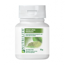 Eisen Plus Folsäure NUTRILITE™