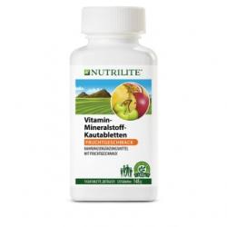 Vitamin-/Mineralstoff-Kauta...